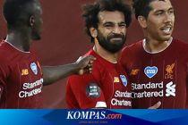 Liverpool Vs Crystal Palace, Menang 4-0 The Reds Tatap Juara Liga Inggris