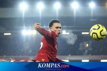 Liverpool Vs Crystal Palace, The Reds Unggul 2 Gol pada Babak Pertama
