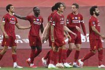 Hasil Liga Inggris: Liverpool Hajar Crystal Palace 4-0