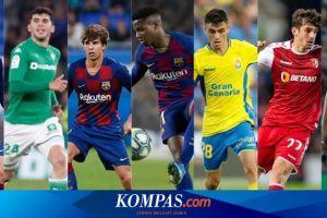 7 'Baby Barca' yang Berlomba Naik Kelas di Senja Karier Lionel Messi
