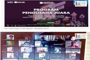Dukung Pengembangan UMKM di Tengah Pandemi, PLN Beri Pelatihan Melalui Webinar