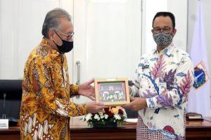 LPS Beri Bantuan Penanganan Dampak Covid-19 ke Pemprov DKI Jakarta
