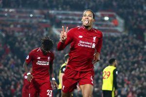 Sukses Liverpool, Van Dijk: Konsistensi dan Level Berbeda
