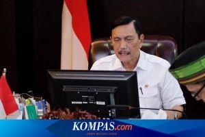 "Luhut: Bank Dunia Naikkan Indonesia Jadi ""Upper Middle Income Country""                 Dibaca 17.886 kali"
