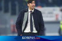 AS Roma Vs Udinese, Pesan Paulo Fonseca untuk Pemain Giallorossi