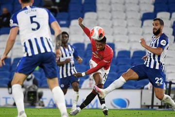 Brighton vs Man utd