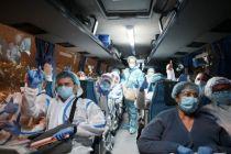KBRI New Delhi Fasilitasi Repatriasi 107 WNI yang Tertahan