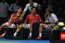 Lin Dan Pensiun, Fantastic Four Badminton Resmi Berakhir