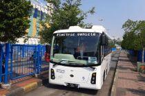 Bus Listrik Transjakarta Gratis Selama 3 Bulan Saat Uji Coba