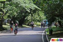 Kebun Raya Bogor Buka Kembali dengan Protokol Kesehatan