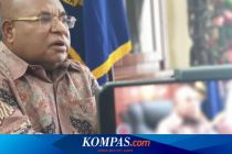 3 Bulan Dirawat di RSPAD Gatot Subroto, Gubernur Lukas Enembe Kembali ke Jayapura