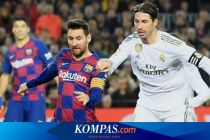 "Barcelona ""Serahkan"" Gelar Juara Liga Spanyol ke Real Madrid"
