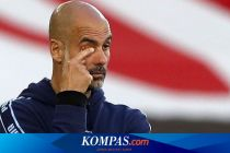 Arsenal Vs Man City, Guardiola Tak Berpikir soal 'All Manchester Final' di Piala FA