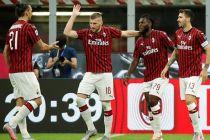 Hasil Serie A: Milan vs Bologna 5-1, Rossoneri Masuk Zona Eropa