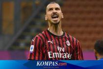 AC Milan Vs Bologna, Ibrahimovic Marah Lagi dan Bikin Pioli Bingung