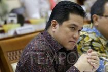 Erick Thohir Blak-blakan soal Menteri Minta Jatah Kursi Komisaris