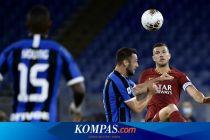 Klasemen Liga Italia Usai Laga Roma Vs Inter Milan, Nerazzurri Dekati Juventus