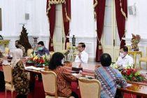 Uji Vaksin Corona Asal China, Jokowi: BUMN Siap Produksi 100 Juta Dosis/Tahun