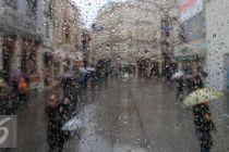Cuaca Hari Ini: Waspadai Hujan Kilat di Jakarta Sore Nanti
