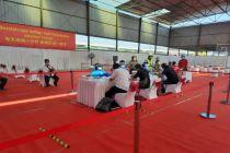 Ketat, Pengunjung Kereta Cepat Indonesia-China Wajib Rapid Test