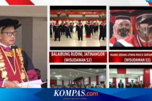 Wisuda Praja IPDN Live via YouTube, Tanpa Dihadiri Orangtua dan Tamu Undangan