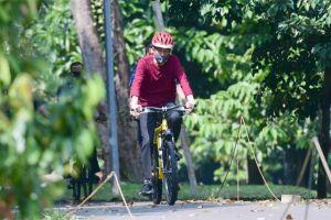 Pesan Jokowi ke Lulusan IPDN: Kalian Motor Reformasi Birokrasi