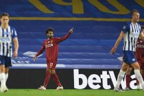 Liverpool Juara Liga Inggris, Mohamed Salah Cukur Rambut