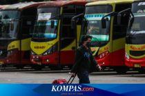 Jumlah Pemudik Via Terminal Kalideres Turun Drastis Dibanding Tahun Sebelumnya