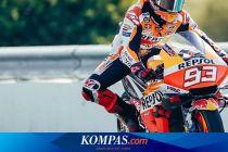 Dirundung Cedera, Marc Marquez Tak Lagi Prioritaskan Gelar Juara Dunia MotoGP