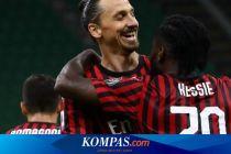 Legenda AC Milan Akui Ibrahimovic Ciptakan Perbedaan bagi Rossoneri