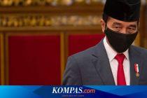 Pertumbuhan Ekonomi Minus, Jokowi Sebut Sektor Pariwisata dan Penerbangan Paling Terdampak