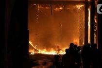Kejaksaan Agung: Kebakaran Lalap Gedung Bidang Intelijen dan Pembinaan