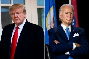 Trump Tantang Joe Biden Lakukan Tes Narkoba Sebelum Debat Capres