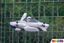 Jepang Lakukan Uji Coba Mobil Terbang