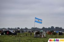 Tunawisma di Argentina Melonjak Akibat Pandemi Covid-19