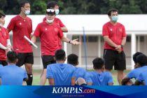 Timnas U19 Indonesia Arahan Shin Tae-yong Bakal Lawan Qatar, Bosnia, dan Dinamo Zagreb