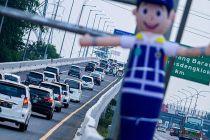 Jasa Marga Jelaskan Awal Mula Kecelakaan Sepeda Motor di Tol Jakarta-Cikampek