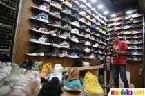 Upaya Pemerintah Tekan Impor Sepatu
