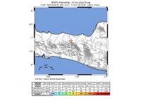 Dieng Diguncang Gempa Bumi Tektonik M 2,2 Akibat Aktivitas Sesar Lokal