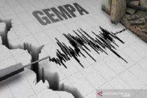 Gempa Bumi Magnitudo 5,2 Mengguncang Kabupaten Bengkulu Selatan