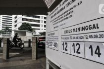 Dinkes: Positivity Rate DKI Jakarta Naik hingga 14 Persen Sepekan Ini