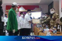 Keponakan Jusuf Kalla Daftar ke KPU Makassar di Hari Terakhir Pendaftaran