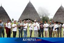 Gubernur NTT Buka Kembali Destinasi Wisata Kampung Adat Wae Rebo