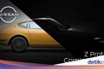 Seperti Motor, Nissan Akan Luncurkan Mobil Baru Bergaya Retro
