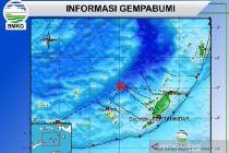 Gempa Bumi Dengan Magnitudo 6,2 Guncang Laut Banda