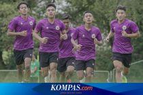 VIDEO - Momen Sepakan Pertama Timnas U19 Indonesia Membentur Mistar