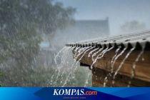 BMKG Prediksi Awal Musim Hujan Indonesia Jatuh di Akhir Oktober