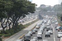 Jakarta PSBB Lagi, Ganjil Genap Ditiadakan dan Transportasi Umum Dibatasi