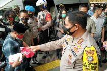 Ormas Ikut Disiplinkan Protokol Kesehatan, Pangdam Jaya: Pendekatan Humanis