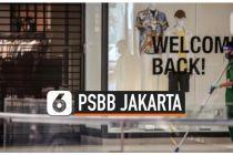 VIDEO: PSBB Total Jakarta, Mal dan Pasar Boleh Buka Asal...